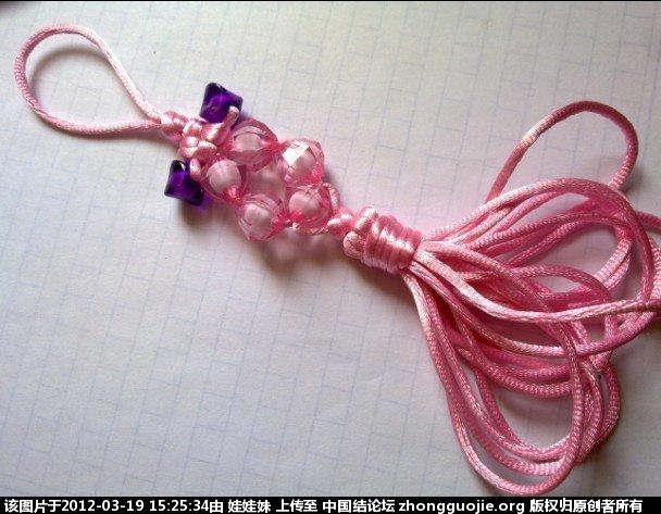中国结论坛 可爱的粉红小金鱼 粉红,可爱,小金鱼 串珠其他手工资料分享 152534n9hmhn2hd1kmvtny