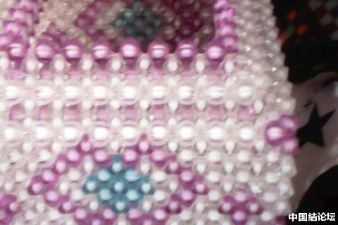 自己的一些串珠作品-编法图解-串珠其他手工资料分