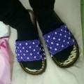 收藏拖鞋。凉鞋(有教程)