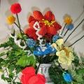 收藏的花卉及果蔬结艺