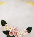 相信很多结友都很期待我的新作品吧,今天设计了款浪漫樱花,难度提升。希望结友喜欢。