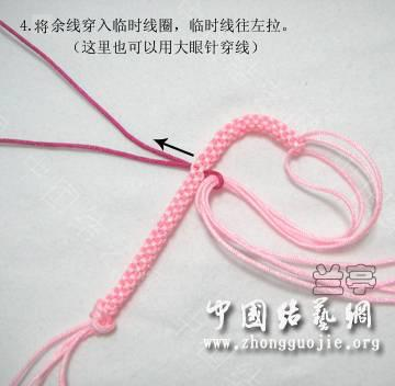 """中国结论坛 """"童心""""手机链 分级达标 兰亭结艺 1155273zttt4mqs27xrqwj"""