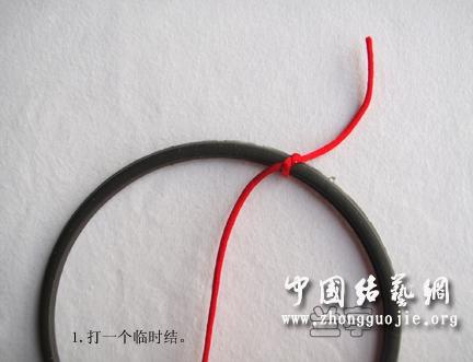 中国结论坛 花框边圈编制又一法  兰亭结艺 1805012i72cvbsh8vz8hkg