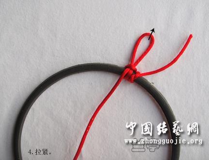 中国结论坛 花框边圈编制又一法  兰亭结艺 180504txlekx3x193kiyll