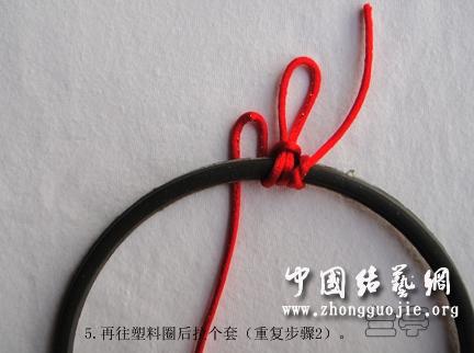 中国结论坛 花框边圈编制又一法  兰亭结艺 1805053wu2fogszjnolgv9