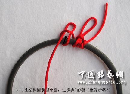 中国结论坛 花框边圈编制又一法  兰亭结艺 1805074q11u1pfg1tqlggg