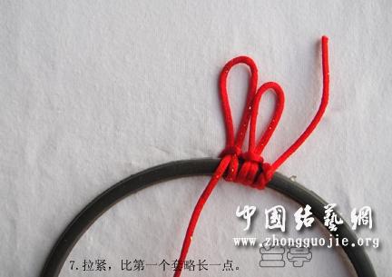 中国结论坛 花框边圈编制又一法  兰亭结艺 180507556zpwqia3q7jcsa