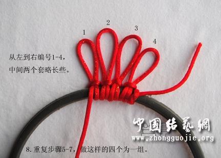 中国结论坛 花框边圈编制又一法  兰亭结艺 1805092mq3nzyenm11xa5q