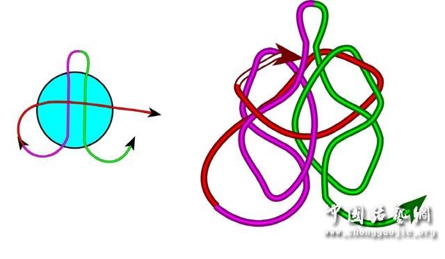中国结论坛 四耳A型旋叶结单结练习3  冰花结(华瑶结)的教程与讨论区 101516vvt1j1c55k1mvdrj