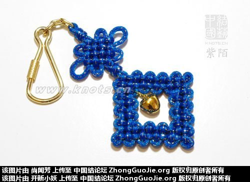 中国结论坛 2回盘长结+回菱结小饰品 走线图  基本结-新手入门必看 1735567a66nzrzmizqngqr