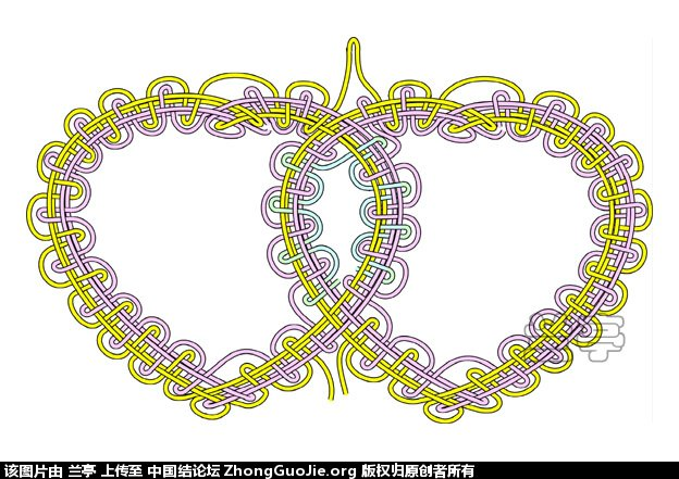 中国结论坛 心连心(纠正版)  兰亭结艺 003629xt70lttiii93i23l