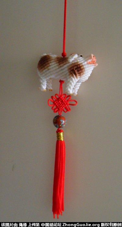 中国结论坛   立体绳结教程与交流区 1306146nhmo3kp63omvkbm