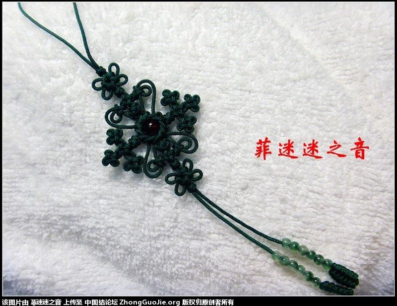 中国结论坛 菲迷迷之音的编结小记(持续更新)  作品展示 095636ndxs15st5ua2tnfz