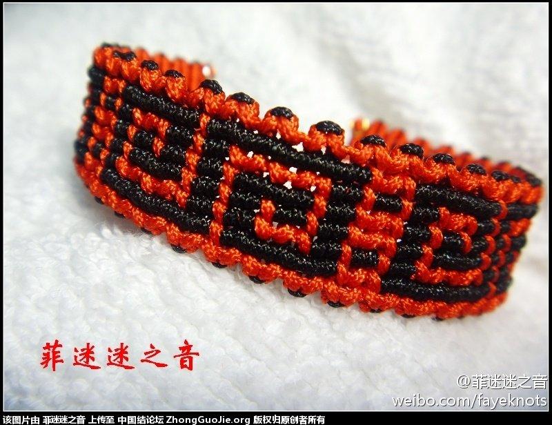中国结论坛 菲迷迷之音的编结小记(持续更新)  作品展示 095839wiw6rra07k30pk8w