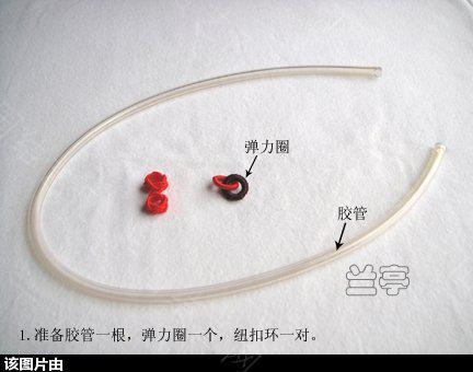 中国结论坛 绕线项圈的做法 项圈 兰亭结艺 153700n5d1jnacasyis14a