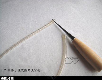 中国结论坛 绕线项圈的做法 项圈 兰亭结艺 1537014nirgxrqxunxwil3