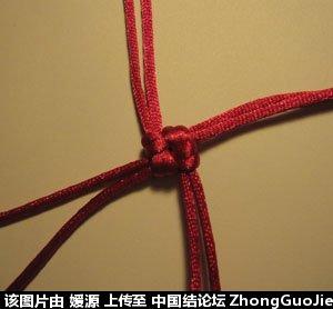 中国结论坛 5号线编的草莓教程  立体绳结教程与交流区 16050694kctmv770tl04rz
