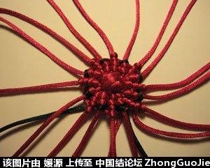 中国结论坛 5号线编的草莓教程  立体绳结教程与交流区 160525nm35wa3lfllem5qj