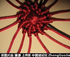 中国结论坛 5号线编的草莓教程  立体绳结教程与交流区 161749fxvyggxewr2iety2