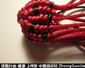 中国结论坛 5号线编的草莓教程  立体绳结教程与交流区 161800ll8rlly8lls6lbkt