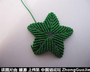 中国结论坛 5号线编的草莓教程  立体绳结教程与交流区 1635115zwq7drqe1zz1qew