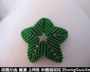 中国结论坛 5号线编的草莓教程  立体绳结教程与交流区 163522leo82ozlxig1m1lk