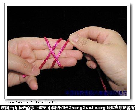 中国结论坛 套箍结玫瑰花编法  立体绳结教程与交流区 195114yuy6ygguuaby2fgu