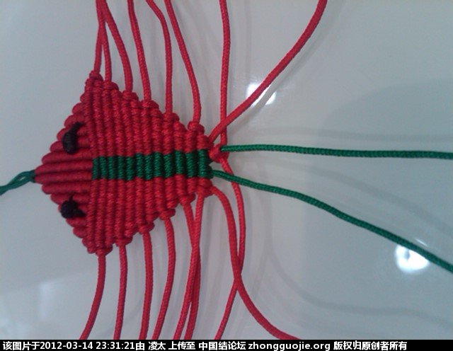 中国结论坛 小虾的编程图解(简单) 编程 立体绳结教程与交流区 232638kssusssxvl5vd995