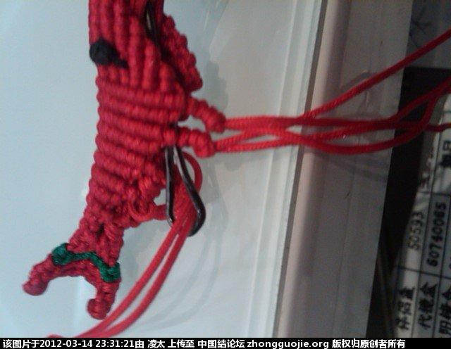 中国结论坛 小虾的编程图解(简单) 编程 立体绳结教程与交流区 232654e93ozf419d1vzq4p