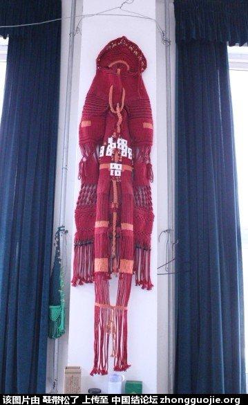 绳结编结壁挂-编法图解-作品展示-中国结论坛