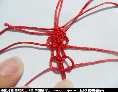 中国结论坛 平结变化手链  图文教程区 1234013t233s1andqapy3t