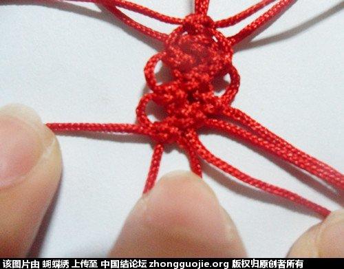 中国结论坛 平结变化手链  图文教程区 1234036z16c3v11bzv5z59