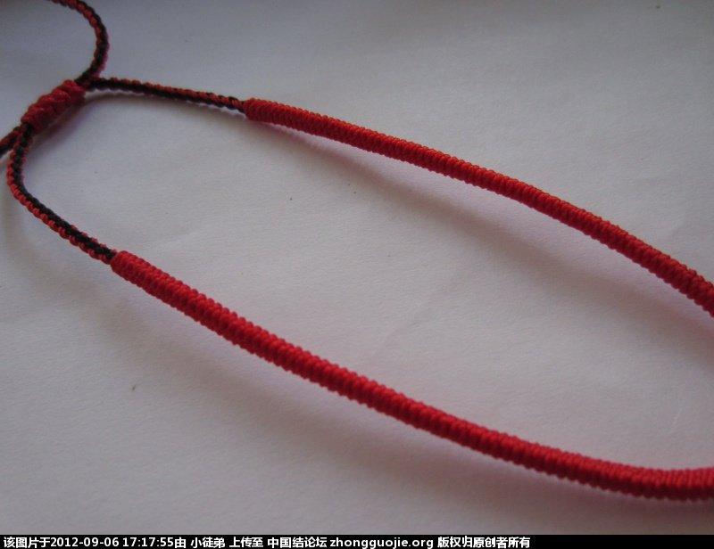 超简单实用的玉坠挂绳