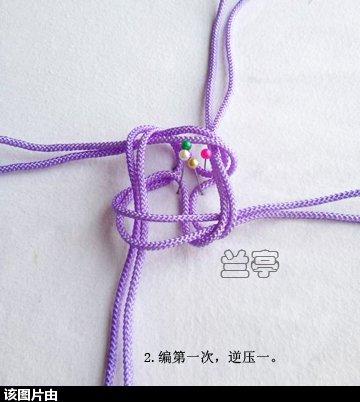 中国结论坛 吉祥变化胸针——D 吉祥,胸针 兰亭结艺 154857irndnzdzwgwf1hgz