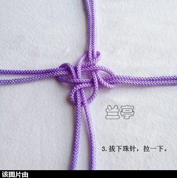中国结论坛 吉祥变化胸针——D 吉祥,胸针 兰亭结艺 1548585gq5eluu5geluuzs