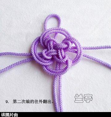 中国结论坛 吉祥变化胸针——D 吉祥,胸针 兰亭结艺 15490406te6986aqgfvgqb