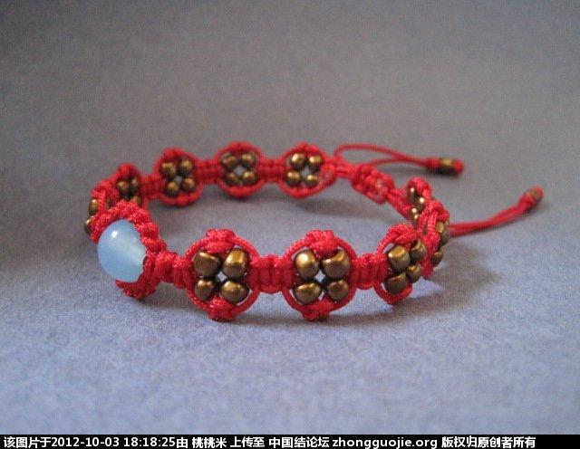 中国结论坛 一些手链(130409更新了) 手链,编辑 作品展示 181339oq0s6hh6wl1lsbmm