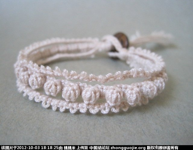 中国结论坛 一些手链(130409更新了) 手链,编辑 作品展示 1814312sd8665dqsc8ndz5