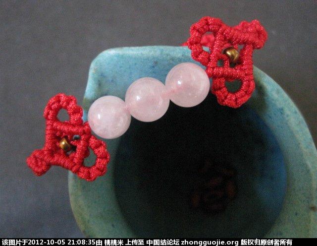 中国结论坛 一些手链(130409更新了) 手链,编辑 作品展示 210640pdgmkmn5ggnrz9t2