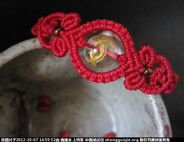 中国结论坛 一些手链(130409更新了) 手链,编辑 作品展示 145849qa2deqsedcecyokg
