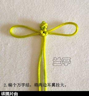 中国结论坛 小蜻蜓(初级) 蜻蜓 兰亭结艺 1011311lxt0chcgg1t0zqt