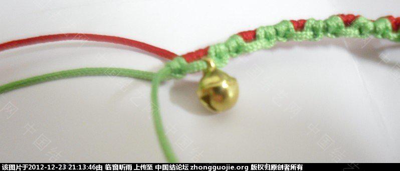 中国结论坛 圣诞节手链 圣诞节,手链 图文教程区 2056470b2y4bta6bbyfaya