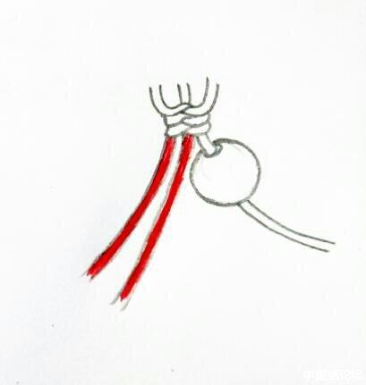 中国结论坛 蛇结波浪形玛瑙手链(新增手绘教程)  作品展示 164307mvze3zvz3mt1m1m1