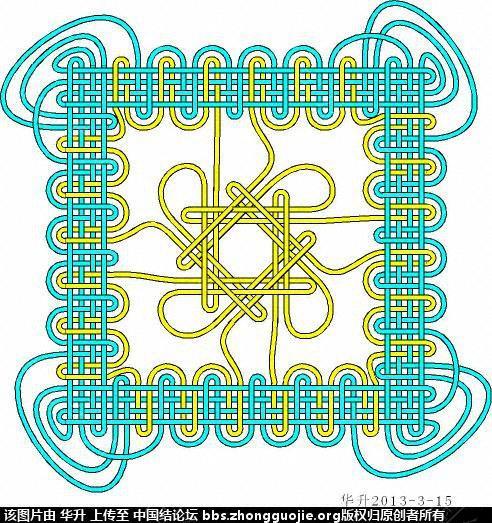 中国结论坛 学习画的走线图  作品展示 1736433npv4np3n4dssvsq