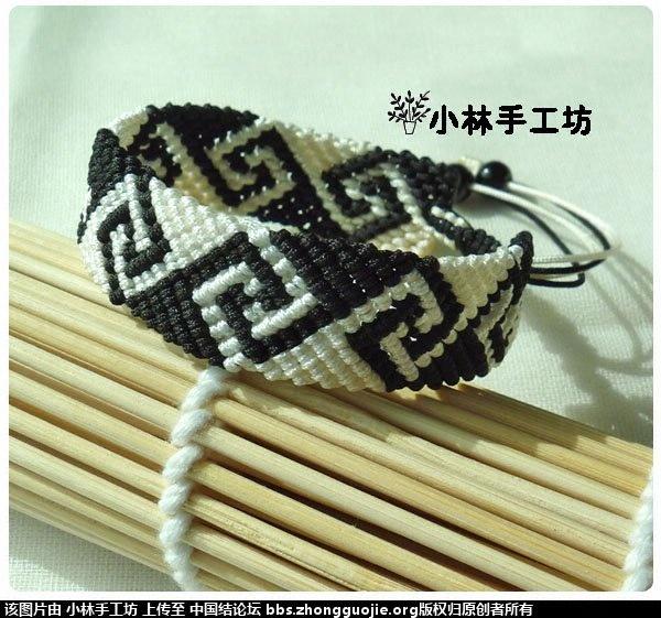 中国结论坛 小林手工坊 男士轮回手链论坛里的样式 手工坊,论坛 作品展示 193933g5k85b4ffezkkkoa