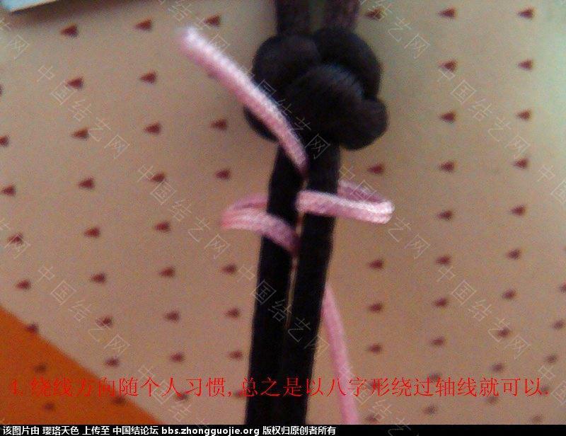 中国结论坛 八字绕线镯式手链(应大家要求上教程) 八字,手链 作品展示 122425ji7hm3nc9isz9k37