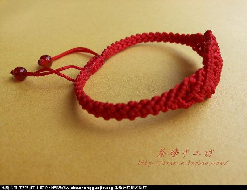 中国结论坛 我的心形手链合集(不断更新中)  作品展示 153655zfk2fjk6bbuf2fbg