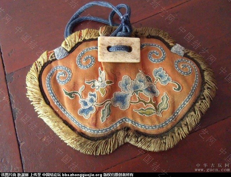 中国结论坛 清末到民国时期的带结绣品1 古玩,网站 中国结文化 202528kurtrzfzkkflf74p