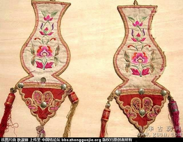 中国结论坛 清末到民国时期的带结绣品1 古玩,网站 中国结文化 202536276zoo67a7269o6s