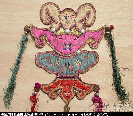 中国结论坛 清末到民国时期的带结绣品1 古玩,网站 中国结文化 202538rew4rsrmcae7r7u8